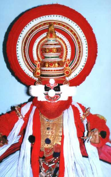 Kottarakkara Ganga as Baali in Baalivijayam